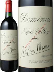 【送料無料】ドミナス・エステート [1992] <赤> <ワイン/アメリカ>