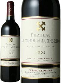 【送料無料】シャトー・ラ・トゥール・オー・ブリオン [2002] <赤> <ワイン/ボルドー>
