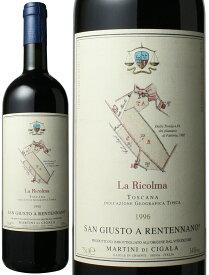 【送料無料】ラ・リコルマ [1996] サン・ジュスト・ア・レンテンナノ <赤> <ワイン/イタリア>