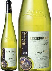 【ヤマト運輸で厳重梱包配送】ミュスカデ セーヴル・エ・メーヌ シュール・リー ドメーヌ・サン・マルタン [2016] ドメーヌ・ヴィネ <白> <ワイン/ロワール>※ヴィンテージが異なる場合があります。