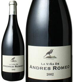 【送料無料】ラ・ヴィーニャ・デ・アンドレス [2002] ベンハミン・ロメオ <赤> <ワイン/スペイン>