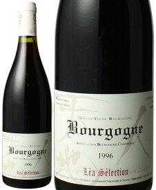 【送料無料】ブルゴーニュ・ルージュ [1996] ルー・デュモン レア・セレクション <赤> <ワイン/ブルゴーニュ>