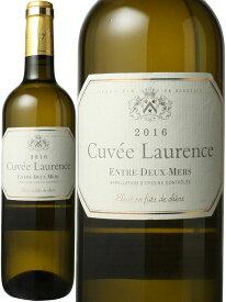 キュヴェ・ローレンス アントゥル・ドゥ・メール [2017] シュヴァル・カンカール <白> <ワイン/ボルドー>※ヴィンテージが異なる場合があります。