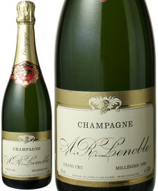 【送料無料】A.R.ルノーブル グラン・クリュ・ミレジメ [1988] <白> <ワイン/シャンパン>