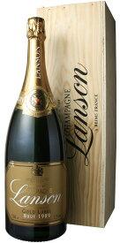 【送料無料】ランソン ゴールド・ラベル マグナム1.5L [1989] <白> <ワイン/シャンパン>