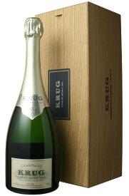 【送料無料】クリュッグ クロ・デュ・メニル ギフトボックス入り [2002] <白> <ワイン/シャンパン>