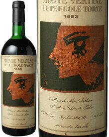 【送料無料】レ・ペルゴーレ・トルテ [1983] モンテヴェルティーネ <赤> <ワイン/イタリア>