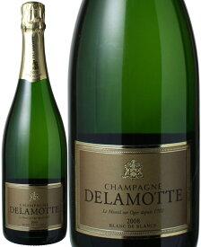 【送料無料】ドゥラモット ブラン・ド・ブラン ミレジム [2012] <白> <ワイン/シャンパン>