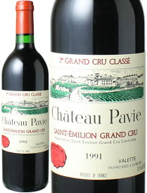 【送料無料】シャトー・パヴィ   [1991] <赤> <ワイン/ボルドー>