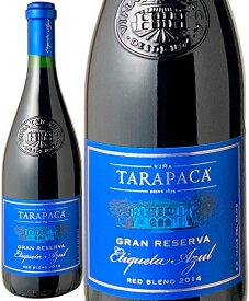 【送料無料】タラパカ グラン・レゼルバ ブルーボトル [2014] <赤> <ワイン/チリ>