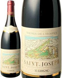 【送料無料】サン・ジョセフ ヴィーニュ・ド・ロスピス ルージュ [2002] ギガル <赤> <ワイン/ローヌ>