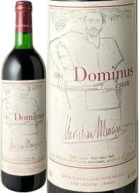 【送料無料】ドミナス [1984] ドミナス・エステート <赤> <ワイン/アメリカ>