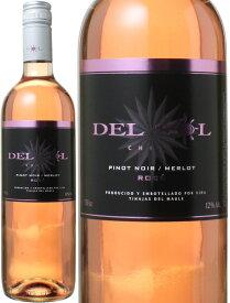 デル・ソル ピノ・ノワール/メルロー <ロゼ> <ワイン/チリ>