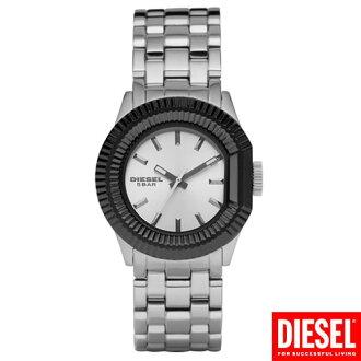 解開DIESEL柴油女士手錶DZ5259鐘表,有