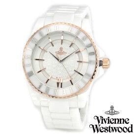 【送料無料】 ヴィヴィアンウエストウッド 時計 ヴィヴィアン 腕時計 Vivienne Westwood VV048RSWH ユニセックス メンズ レディース Ceramic セラミック ビビアン うでとけい 【あす楽対応】【RCP】【ブランド】【ラッキーシール対応】【セール】