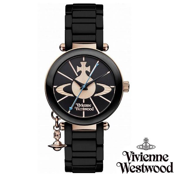 【送料無料】 Vivienne Westwood ヴィヴィアン ウエストウッド レディース 腕時計 時計 とけい ビビアン セラミック VV067RSBK 【あす楽対応】【RCP】【プレゼント】【ブランド】【セール】