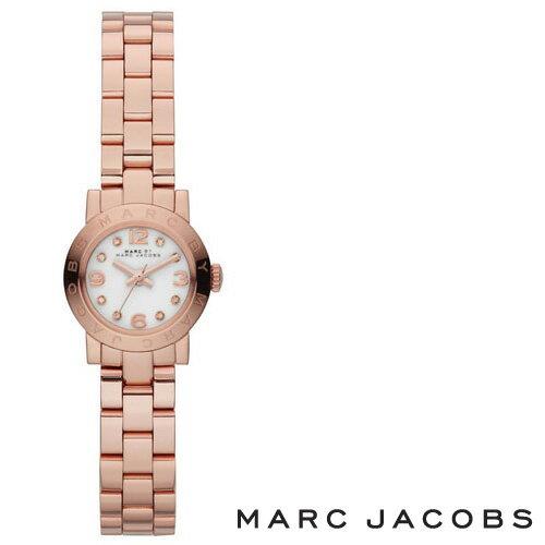 【超目玉】MARC BY MARC JACOBS マークバイマークジェイコブス レディース 腕時計 MBM3227 Amy Dinky Pinkgold 20mm エイミー ディンキー ピンクゴールド 時計 【送料無料】 【あす楽対応】【RCP】【プレゼント】【セール】