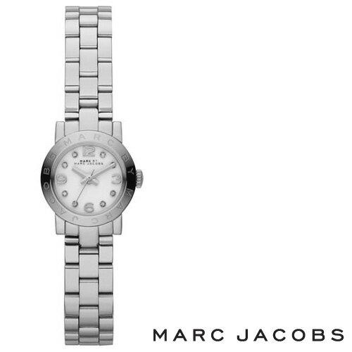 【超目玉】マークバイ MARC BY MARC JACOBS マークバイマークジェイコブス レディース 腕時計 MBM3225 Amy Dinky Silver 20mm エイミー ディンキー シルバー 時計 【送料無料】【あす楽対応】【RCP】【プレゼント】【セール】