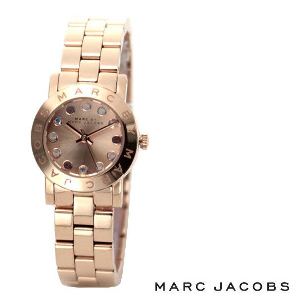 MARC BY MARC JACOBS マークバイマークジェイコブス レディース 腕時計 MBM3219 Mini Amy Glitz Pinkgold ミニ エイミー グリッツ ピンクゴールド 時計 【あす楽対応】【送料無料】【RCP】【プレゼント】【ブランド】【セール】