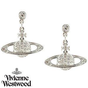 VivienneWestwood/ヴィヴィアンウエストウッドピアスMINIBASRELIEFDROPEARRINGS724536B-1