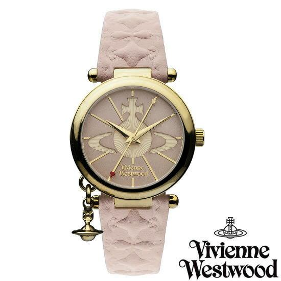 【超目玉】【送料無料】 Vivienne Westwood ヴィヴィアン ウエストウッド レディース 腕時計 時計 ビビアン オーブ VV006PKPK ピンク ヴィヴィアン・ウエストウッド 【あす楽対応】【RCP】【プレゼント】【ブランド】【セール】