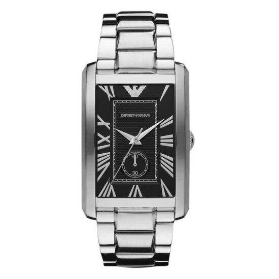 【送料無料】EMPORIO ARMANI エンポリオアルマーニ メンズ 腕時計 AR1608 エンポリオ・アルマーニ エンポリ アルマーニ 時計 とけい 【あす楽対応】【RCP】【プレゼント】【ブランド】【セール】