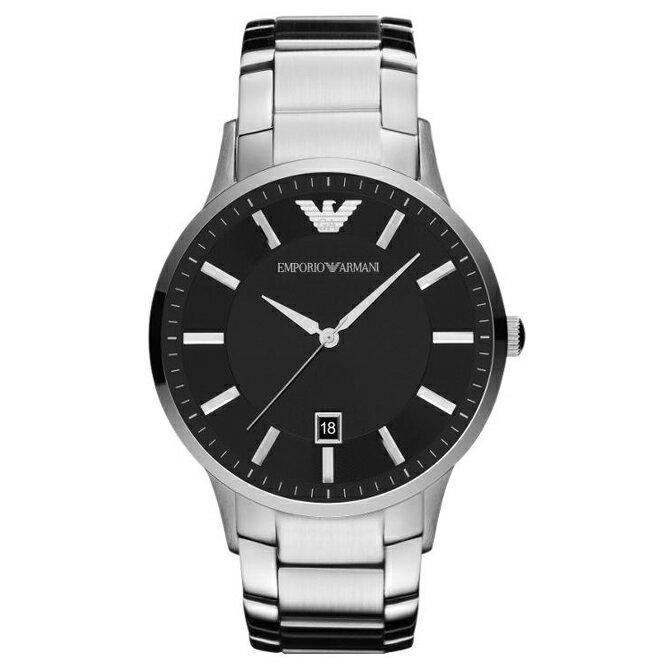 【送料無料】 EMPORIO ARMANI エンポリオアルマーニ メンズ 腕時計 AR2457 エンポリオ・アルマーニ エンポリ アルマーニ 時計 とけい【あす楽対応】【RCP】【プレゼント】【商品入れ替えのため大特価】【ブランド】【セール】