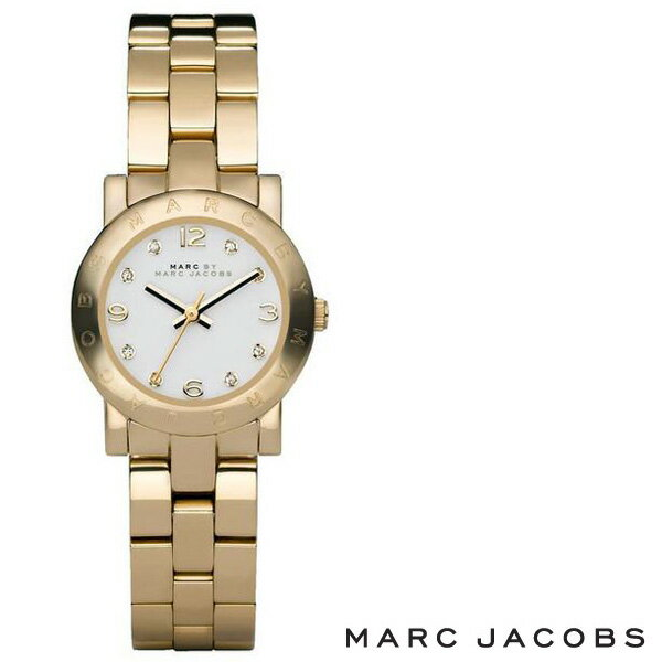【送料無料】 マークバイ MARC BY MARC JACOBS マークバイマークジェイコブス レディース 腕時計 MBM3057 Small Amy Crystal スモール エイミー クリスタル マークジェイコブス 時計 【あす楽対応】【ブランド】【セール】