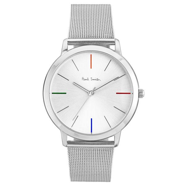 ポールスミス 時計 Paul Smith 腕時計 P10054 MA エムエー メンズ ウォッチ メッシュベルト シルバー とけい【送料無料】【あす楽対応】【RCP】【プレゼント】【商品入れ替えのため大赤字特価】【セール】