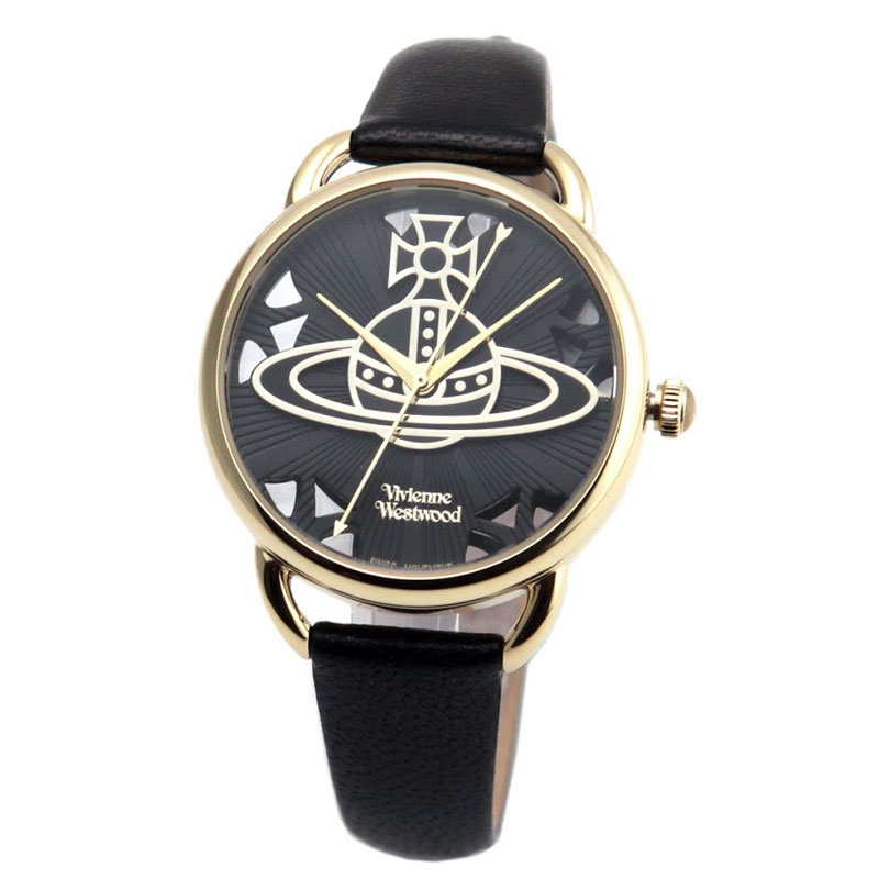 【送料無料】Vivienne Westwood ヴィヴィアン ウエストウッド レディース 腕時計 時計 ビビアン VV163BKBK リーデンホール ヴィヴィアン・ウエストウッド【あす楽対応】 【RCP】【プレゼント】【ブランド】【セール】