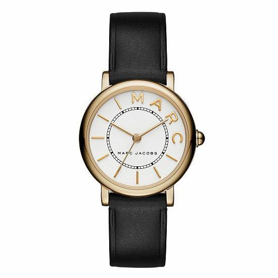 【超目玉】マークジェイコブス 時計 MARC JACOBS 腕時計 レディース MJ1537 時計 ROXY 28 ロキシー ホワイト×ゴールド×ブラック【あす楽対応】【送料無料】【RCP】【プレゼント】【ブランド】【セール】