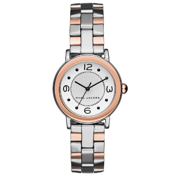マークジェイコブス 時計 MARC JACOBS 腕時計 レディース MJ3540 時計 RILEY ライリー ホワイト×ピンクゴールド×シルバー【送料無料】【あす楽対応】【RCP】【プレゼント】【ブランド】