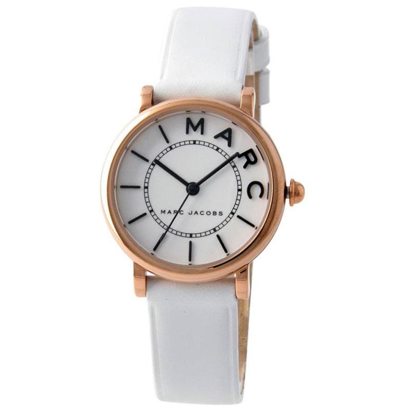 マークジェイコブス 時計 MARC JACOBS 腕時計 レディース MJ1562 時計 ROXY 28 ロキシー ホワイト×ピンクゴールド【あす楽対応】【送料無料】【RCP】【プレゼント】【ブランド】【セール】