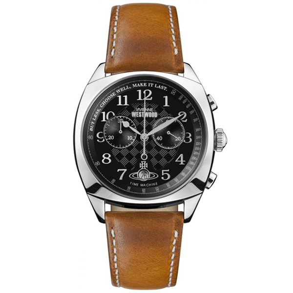 【送料無料】 Vivienne Westwood ヴィヴィアン ウエストウッド メンズ 腕時計 時計 ビビアン VV176BKTN ヴィヴィアン・ウエストウッド 【あす楽対応】【RCP】【プレゼント】【ブランド】【セール】