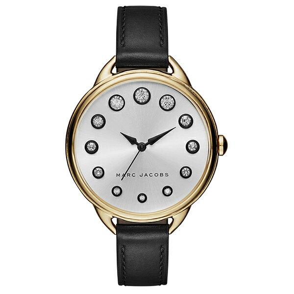【送料無料】マークジェイコブス 時計 MARC JACOBS 腕時計 レディース MJ1479 Betty 36 ベティ36 シルバー×ゴールド×ブラック【あす楽対応】【RCP】【プレゼント】【ブランド】【セール】