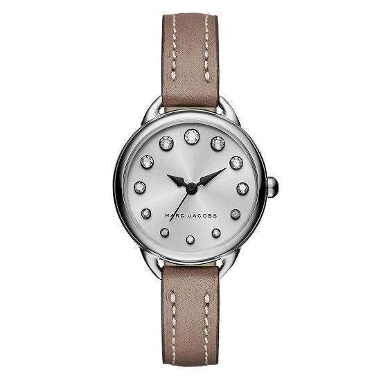 【超目玉】【送料無料】マークジェイコブス 時計 MARC JACOBS 腕時計 レディース MJ1480 Betty 28 ベティ28 シルバー×ブラウン【あす楽対応】【RCP】【プレゼント】【ブランド】【セール】