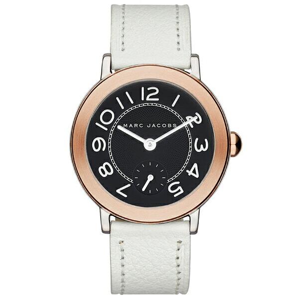 【送料無料】マークジェイコブス 時計 MARC JACOBS 腕時計 レディース MJ1515 時計 RILEY ライリー ホワイト×ゴールド×ブラック【あす楽対応】【RCP】【プレゼント】【ブランド】【セール】