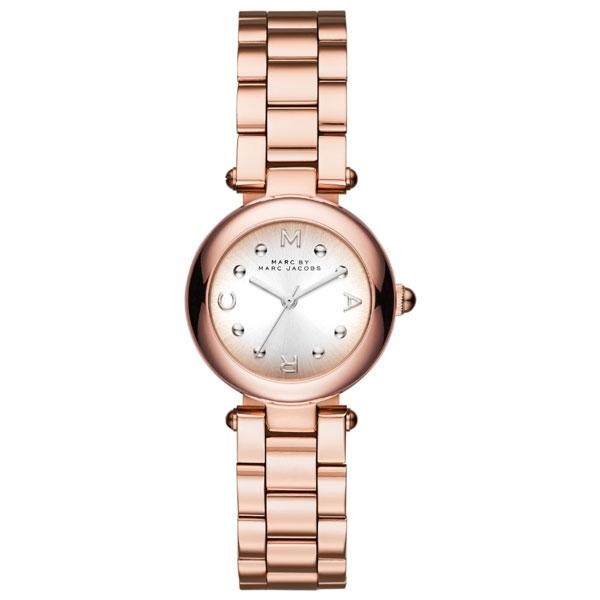 【送料無料】マークジェイコブス 時計 MARC JACOBS 腕時計 レディース MJ3452 時計 Dotty Small ドッティ スモール シルバー×ローズゴールド【あす楽対応】【RCP】【プレゼント】【ブランド】【セール】
