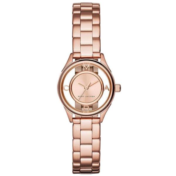 【送料無料】マークジェイコブス 時計 MARC JACOBS 腕時計 レディース MJ3417 時計 Tether Bracelet 25 ティザー ブレスレット 25 ローズゴールド【あす楽対応】【RCP】【プレゼント】【ブランド】