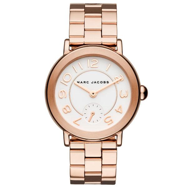【送料無料】マークジェイコブス 時計 MARC JACOBS 腕時計 レディース MJ3471 時計 Riley ライリー ローズゴールド【あす楽対応】【RCP】【プレゼント】【ブランド】