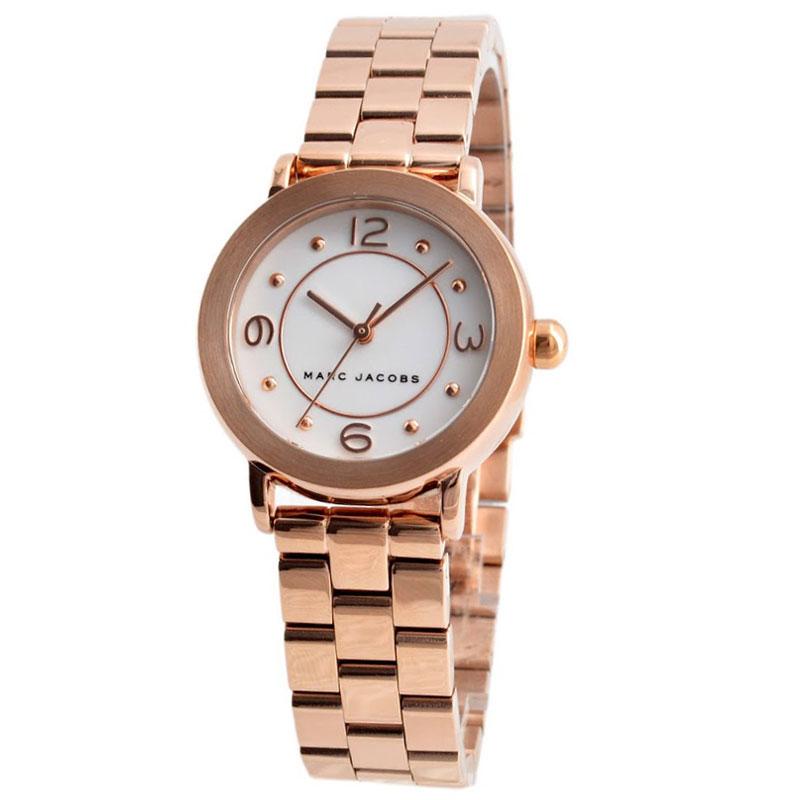【送料無料】マークジェイコブス 時計 MARC JACOBS 腕時計 レディース MJ3474 時計 Riley ライリー ピンクゴールド【あす楽対応】【RCP】【プレゼント】【ブランド】