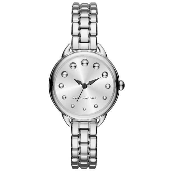 【送料無料】マークジェイコブス 時計 MARC JACOBS 腕時計 レディース MJ3497 時計 Betty 28 ベティ28 シルバー【あす楽対応】【RCP】【プレゼント】【ブランド】