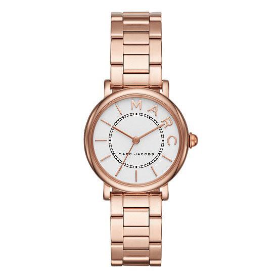 【送料無料】マークジェイコブス 時計 MARC JACOBS 腕時計 ユニセックス レディース MJ3527 時計 ROXY 28 ロキシー ホワイト×ピンクゴールド 【あす楽対応】【RCP】【プレゼント】【ブランド】【セール】