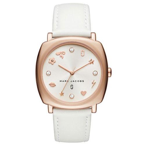 【送料無料】マークジェイコブス 時計 MARC JACOBS 腕時計 レディース MJ8678 時計 MANDY マンディ ホワイト×ピンクゴールド 【あす楽対応】【RCP】【プレゼント】【ブランド】【セール】