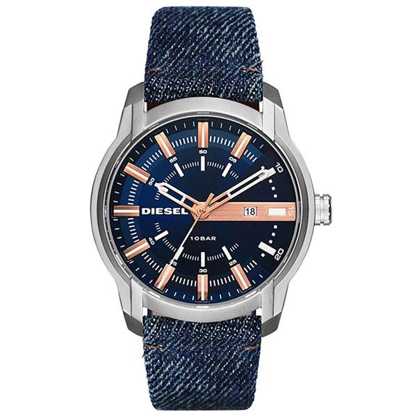 【送料無料】ディーゼル 時計 DIESEL 腕時計 DZ1769 メンズ ネイビー×デニム アームバー とけい ウォッチ 【あす楽対応】【RCP】【プレゼント】【セール】