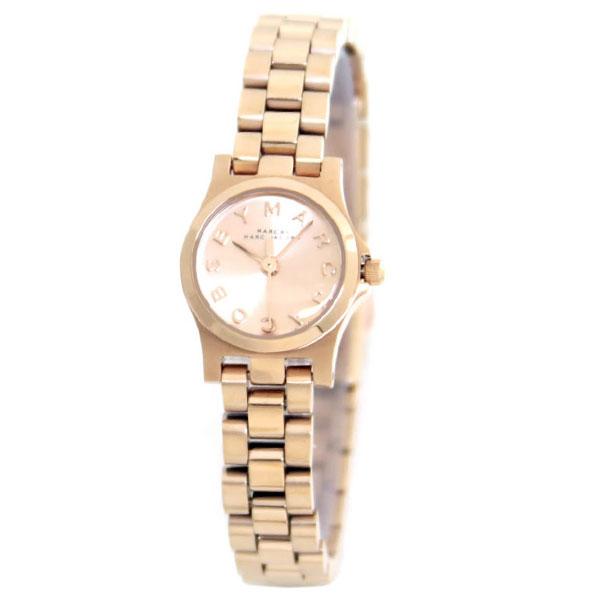 【超目玉】MARC BY MARC JACOBS マークバイマークジェイコブス レディース 腕時計 MBM3200 Henry Pinkgold ヘンリー ピンクゴールド 時計【送料無料】【あす楽対応】【RCP】【プレゼント】【セール】