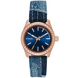【送料無料】 ディーゼル 時計 DIESEL 腕時計 レディース デニム DZ5510 KRAY KRAY【あす楽対応】【プレゼント】【ブランド】