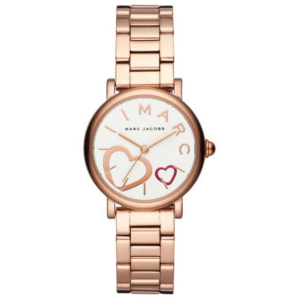 【送料無料】マークジェイコブス 時計 MARC JACOBS 腕時計 レディース MJ3592 時計 Classic 28 クラシック ホワイト×ピンクゴールド【あす楽対応】【RCP】【プレゼント】【ブランド】