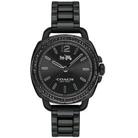 【送料無料】COACH コーチ レディース 腕時計 時計 14502600 テイタム ブラック こーち とけい 【あす楽対応】【RCP】【プレゼント】【ブランド】【セール】