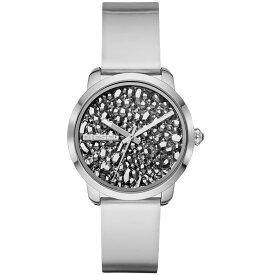 【送料無料】ディーゼル 時計 DIESEL 腕時計 レディース DZ5582 FLARE ROCKS フレアロックス シルバー×メタリックシルバー【あす楽対応】【RCP】【プレゼント】【ブランド】【ラッキーシール対応】